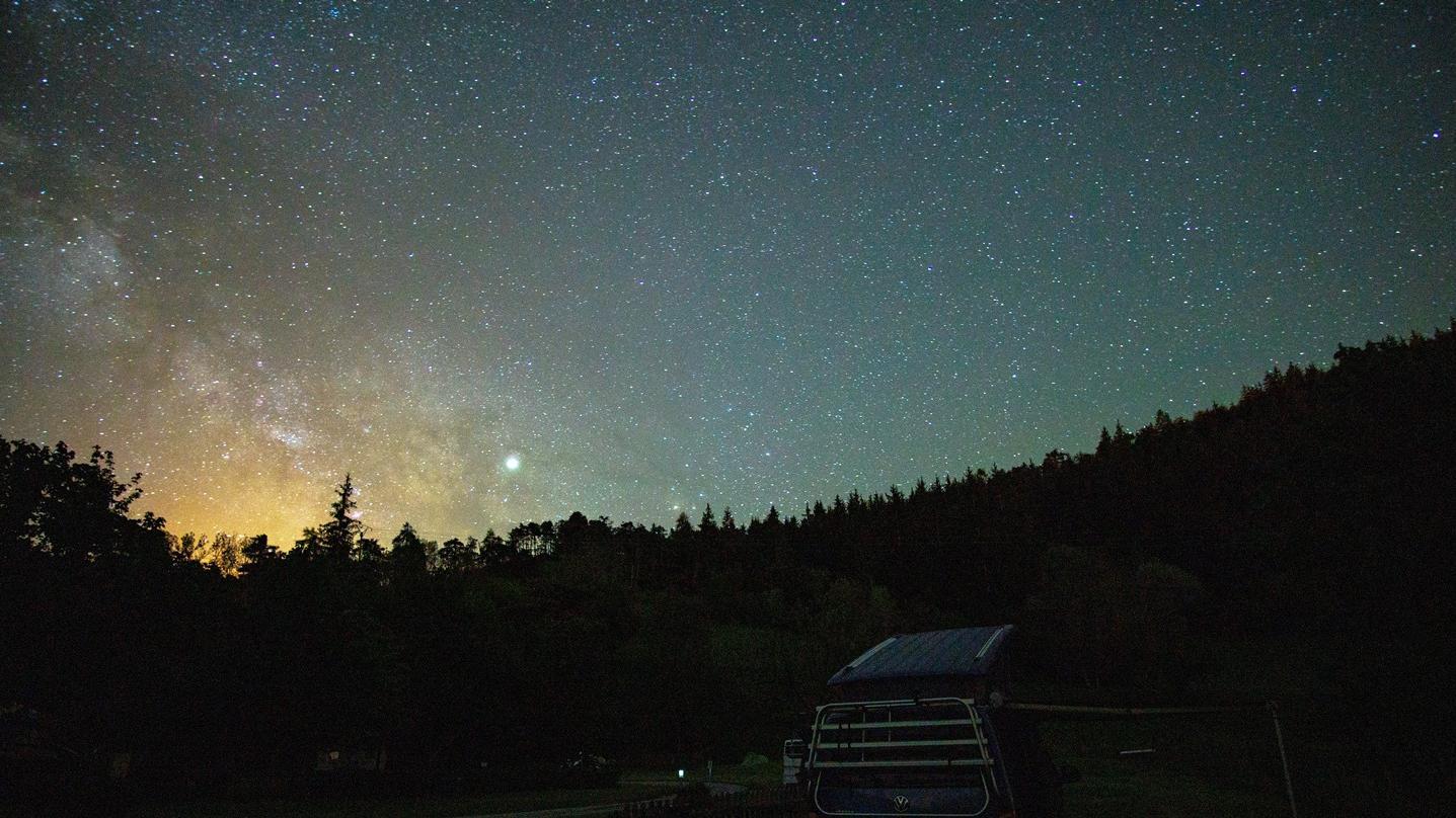 (Re)découvrez un ciel étoilé<br> exceptionnel