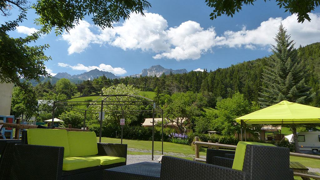 Une repos bien mérité<br> au Camping La Chaup !