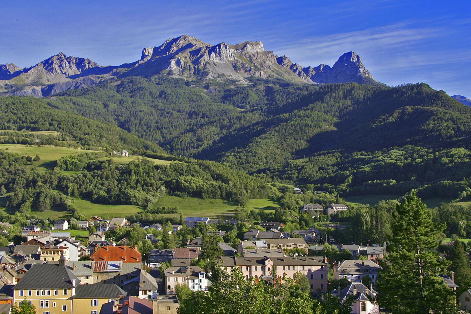 Sous le soleil généreux des<br> Alpes de Haute Provence